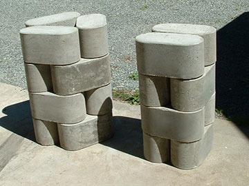 Formablok Ultimate Diy Concrete Block Molds Bc Canada